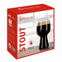 SPIEGELAU Stout Glasses - Set of 4 (Designed by Rouge and Left Hand Breweries)