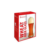 SPIEGELAU Wheat Beer Glass - 2 Pack /
