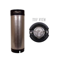 Cold Brew & Nitro Coffee Keg - 5 Gallon Ball Lock (Used) /