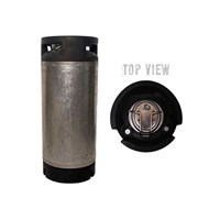 Used Converted 5 Gallon Ball Lock Corny Keg (New Lid) /