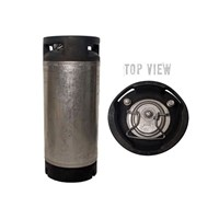 Used Converted 5 Gallon Ball Lock Corny Keg /