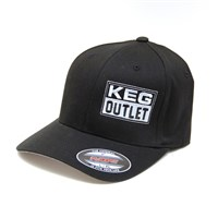 Keg Outlet FlexFit Fitted Hat /