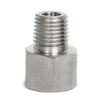 1/4' MPT SS Adapter Plug for Cornelius Kegs
