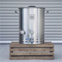 Ss Brew Kettle Brewmaster Edition (20 Gallon) / Ss Brew Kettle Brewmaster Edition (10 Gallon)