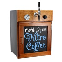 All-In-One Countertop Nitro Coffee Fridge /