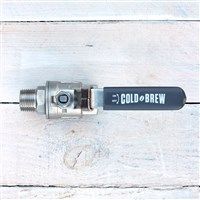 "1/2"" NPT Stainless Steel Ball Valve /"