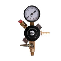 Chudnow Secondary Regulator - Low Pressure - 1 Body /