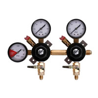 Chudnow Secondary Regulator - High Pressure - 2 Body /