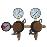 Taprite Secondary Regulator - High Pressure - 2 Body /