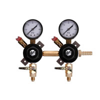 Chudnow Secondary Regulator - Low Pressure - 2 Body /