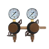 Taprite Secondary Regulator - Low Pressure - 2 Body /