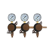 Taprite Secondary Regulator - Low Pressure - 3 Body