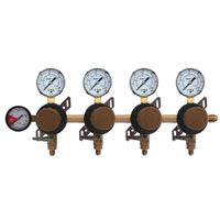 Taprite Secondary Regulator - High Pressure - 4 Body /