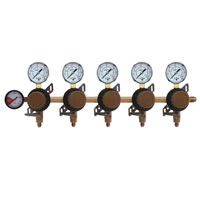 Taprite Secondary Regulator - High Pressure - 5 Body /
