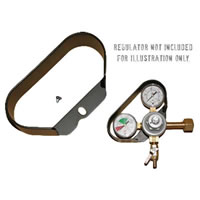 Regulator Gauge Cage /