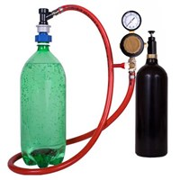 Soda Carbonating Kit - 20 oz CO2 Tank