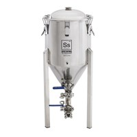 Ss Brew Tech 14 Gallon Chronical - Stainless Conical Fermenter
