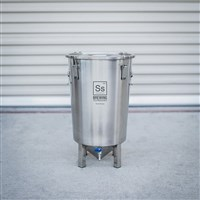Ss BrewTech Stainless Steel BREW BUCKET Fermenter / Brew Bucket Fermenter by SS BrewTech