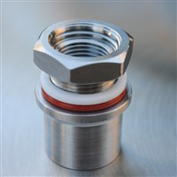 Ss Brew Tech Weldless Thermometer Coupling /