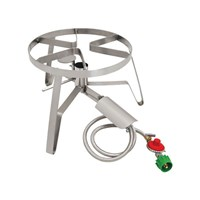 "14"" Propane Burner - Single Jet (10 PSI) /"