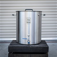 Ss Brew Kettle 20 Gallon / Ss Brew Kettle 20 Gallon