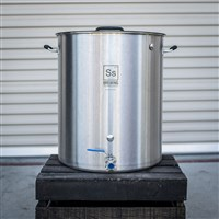 Ss Brew Kettle 30 Gallon / Ss Brew Kettle 30 Gallon