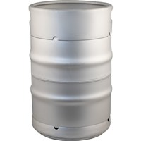 15 Gallon Torpedo Ball Lock Keg (Stackable Design) /