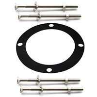 Long Kegerator Tower Screw Kit with Tower Gasket /