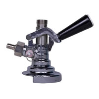 "German ""A"" Style Keg Tap (Coupler) /"