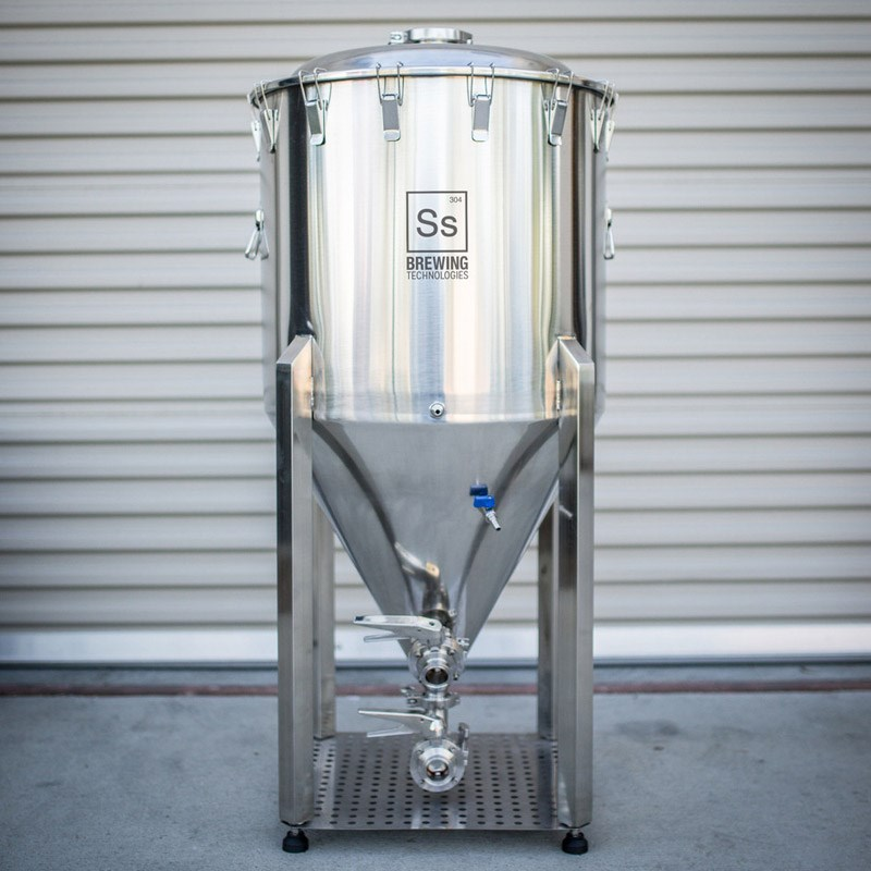 Ss Brewtech 1 Barrel 1bbl Chronical Conical Fermenter