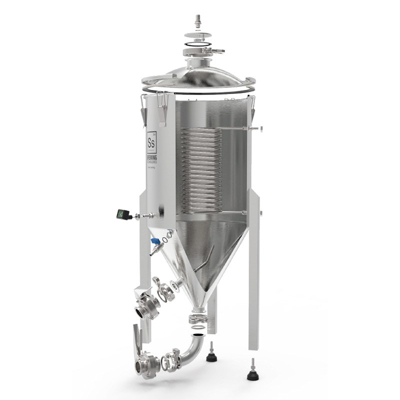 Ss Brew Tech 7 Gallon Chronical Brewmaster Edition
