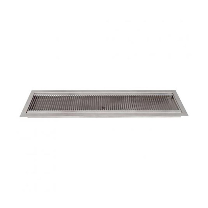 24 X 5 25 Quot Flush Mount Drip Tray With Drain