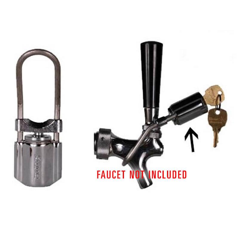 Perlick Faucet Beer Faucet Lock