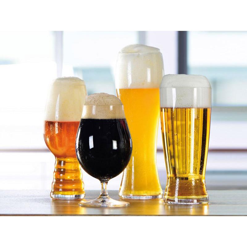 spiegelau tasting kit craft beer glass set 4 glasses. Black Bedroom Furniture Sets. Home Design Ideas