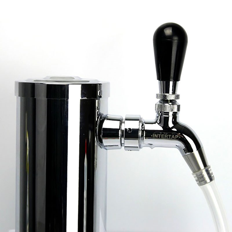 Intertap Faucet Growler Filler Spout