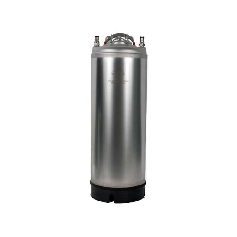 5 Gallon Ball Lock Keg New Aeb Italian Corny Keg