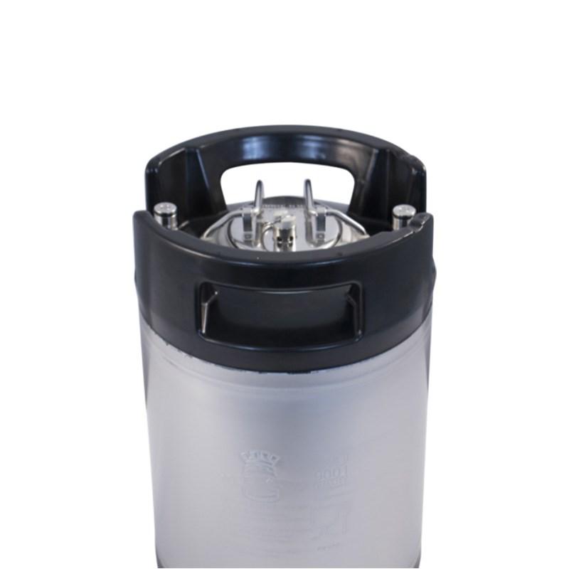 Keg King 5 Gallon Ball Lock Corny Keg W Dry Hop Tab