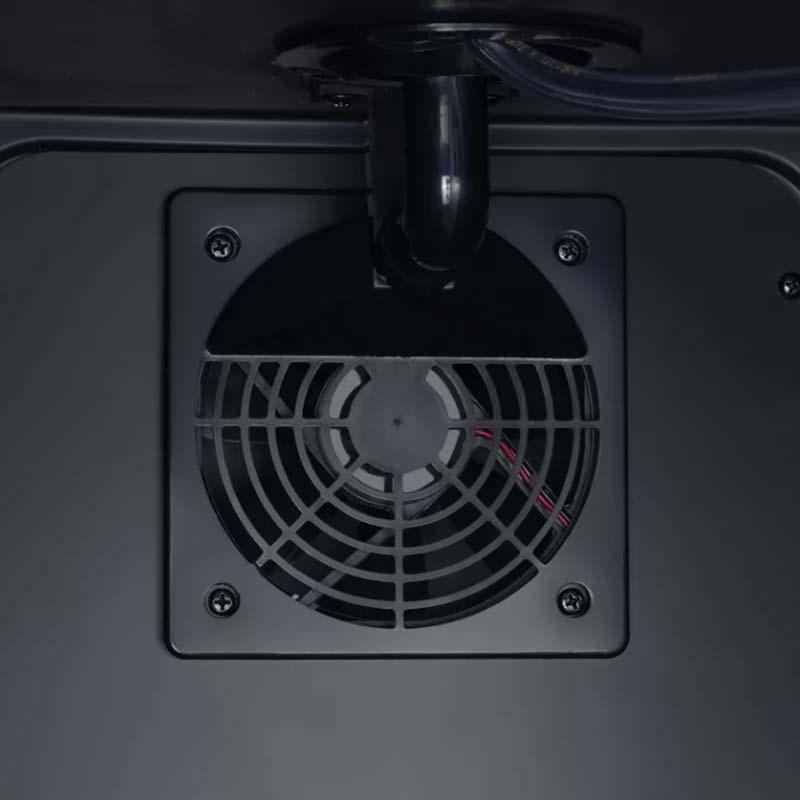 Compact Nitro Coffee Kegerator - Single Stout Faucet