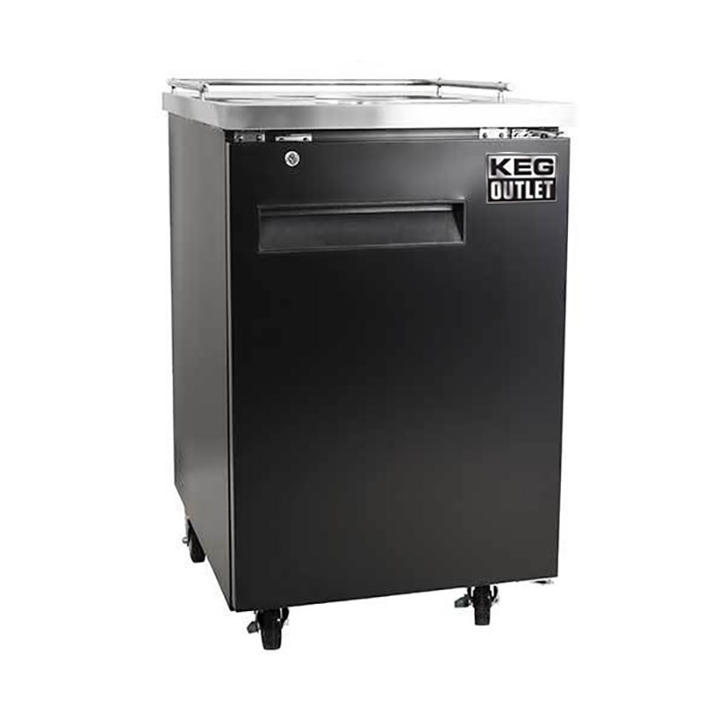 Commercial Kegerator Bare Fridge For Kegerator Conversion