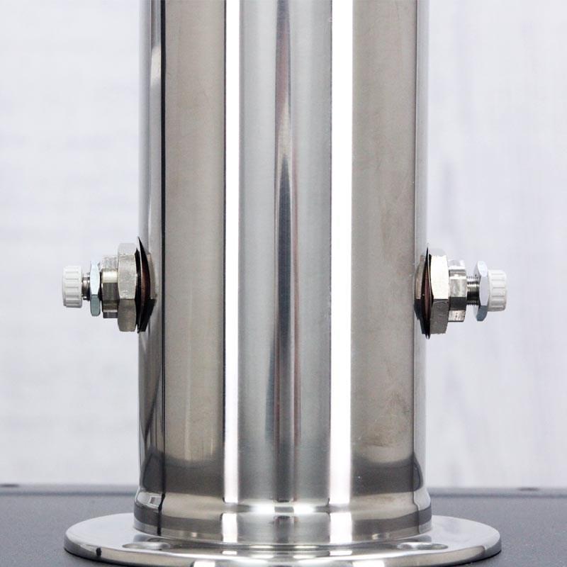 Nitronow Dual Tap Nitro Infused Draft Tower Dual Nitro Taps