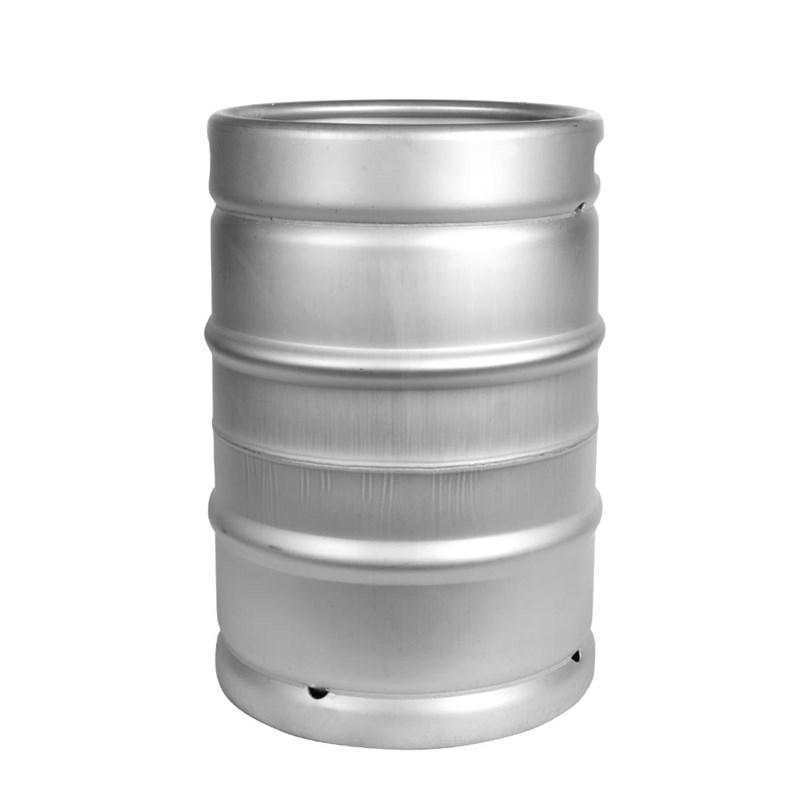 Sanke Quot D Quot Stainless Steel Us Keg 1 2 Bbl 15 5 Gallon
