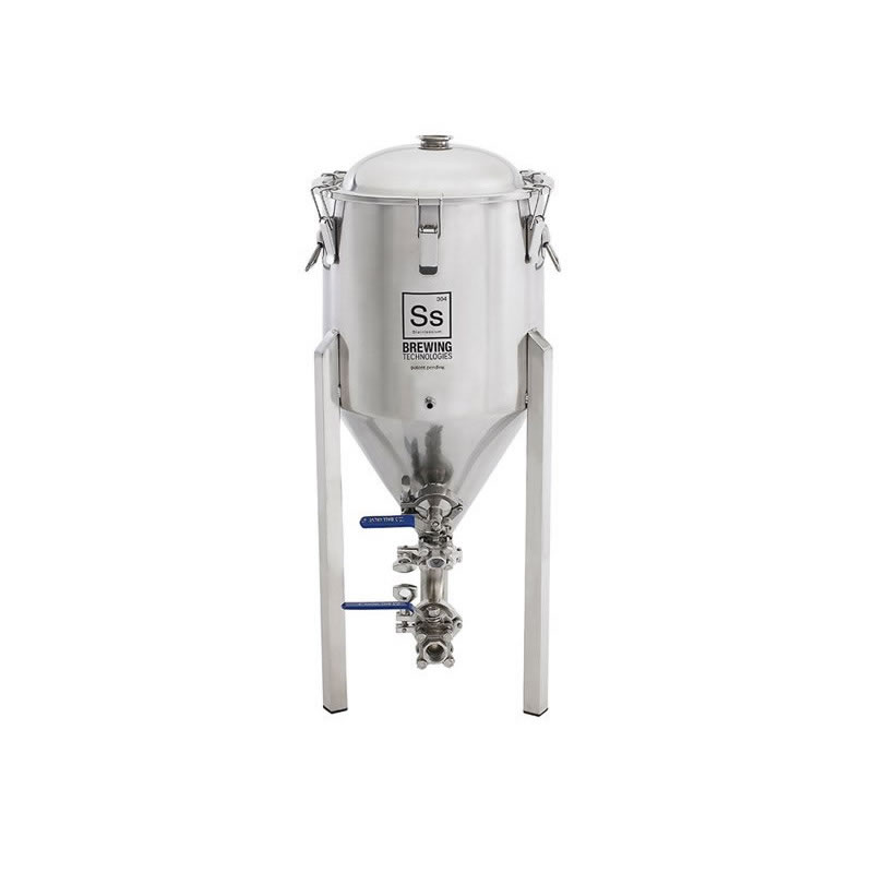Ss Brewtech 7 Gallon Chronical Conical Fermenter
