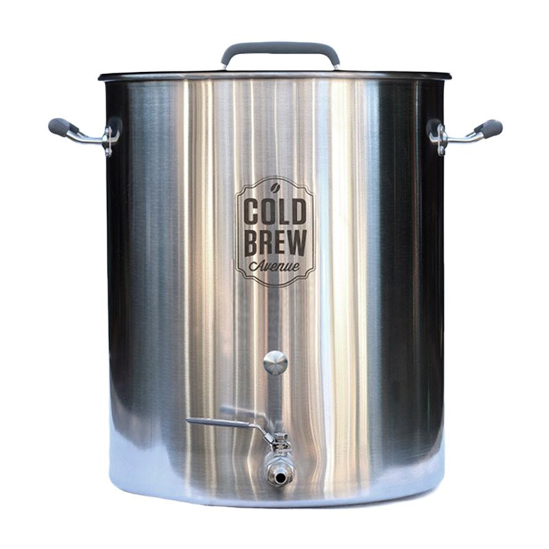 Commercial Stainless Steel Cold Brew Coffee System For