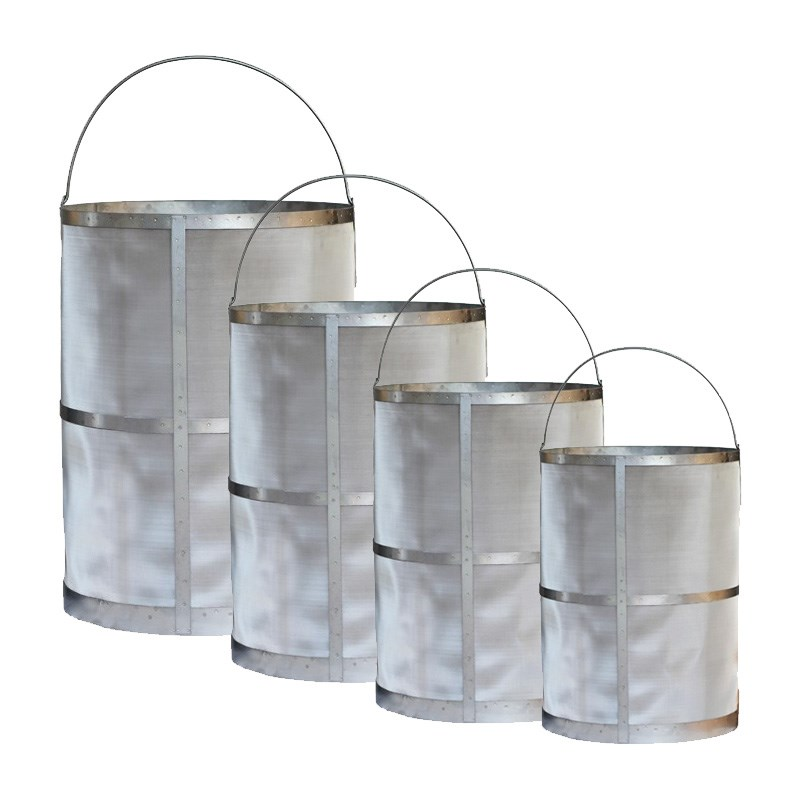 Standalone Stainless Steel Cold Brew Coffee Filter Basket